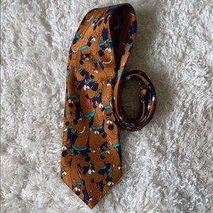 Scooby Doo Neck Tie